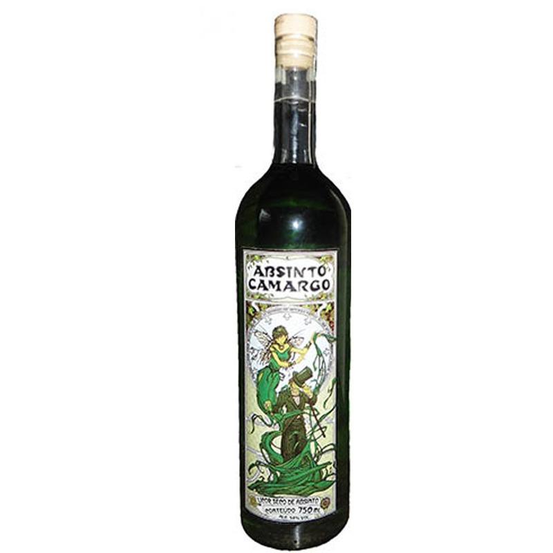 Licor de Absinto Seco 750 ml - Santa Cecília