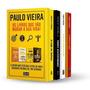 Box Livros Paulo Vieira 4 Volumes