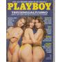 As Trigemeas Na Revista Playboy N° 225861 Jfsc