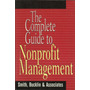 Book The Complete Guide To Nonprofit Management