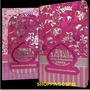 Bíblia Sagrada Harpa Feminina Letra Gigante Ultra Pink