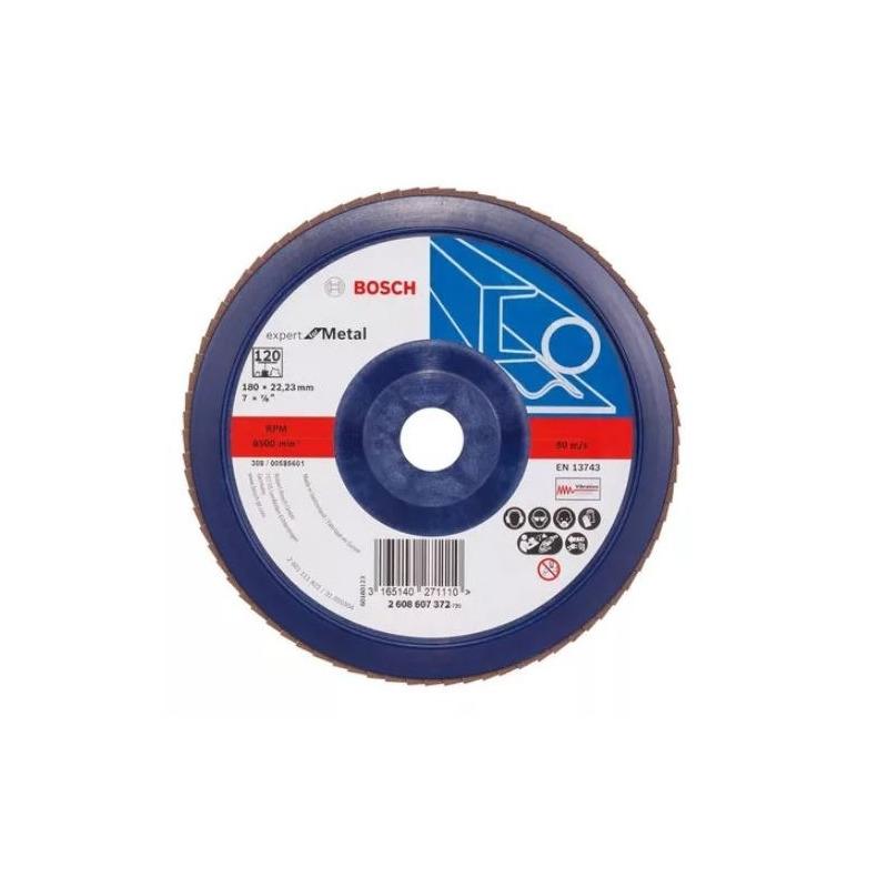 Disco Flap Std For Metal FA 115mm - Diversas Gramaturas