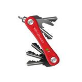 Chaveiro Organizador de Chaves Keysmart Pro vermelho