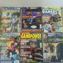 Revistas Resident Evil , Dino Crisis E Parasite Eve