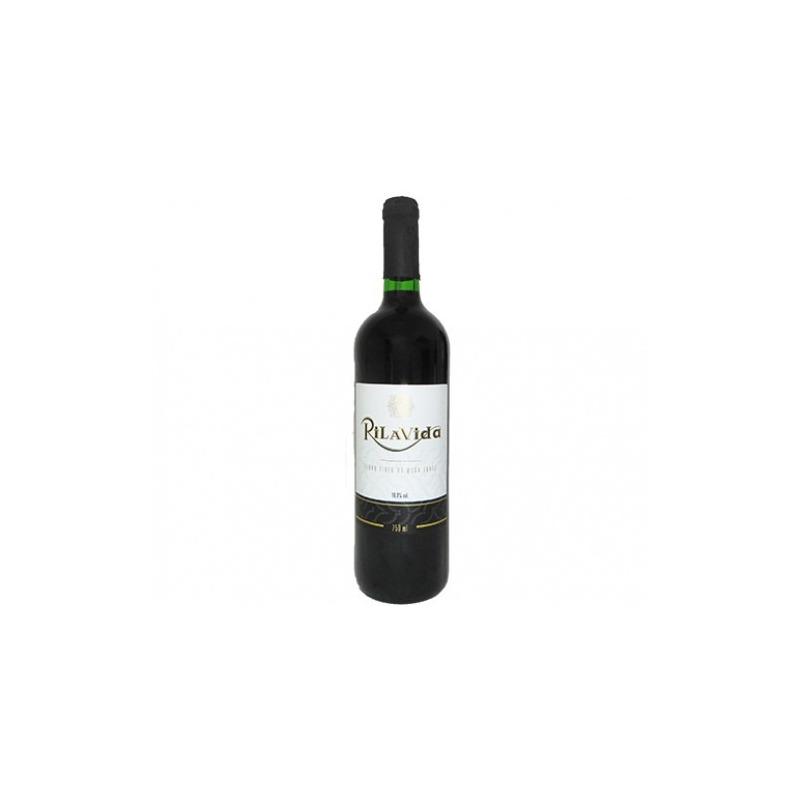 Vinho Tinto Suave Izabel/Bordô 750ml - PilaVida