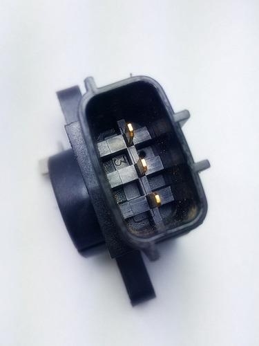 Sensor + Conector Tps Dualogic Peugeot Original