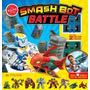 Smash Bot Battle Build 8 Robots And 30 Buildings