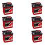 Kit 6 Baterias Estacionárias Freedom Df 300 30 Amperes