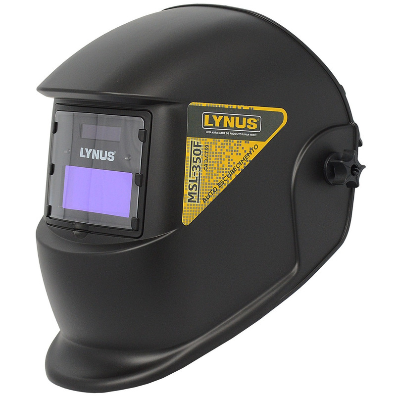 Máscara de Solda Lynus Automática MSL-350F Macrotop