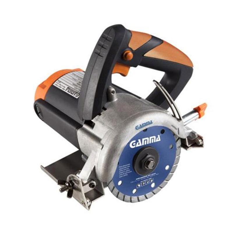 Serra Marmore 1400 Watts 110mm - HG077BR2 - Gamma Ferramentas - 220 Volts