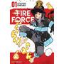 Fire Force Edição 1
