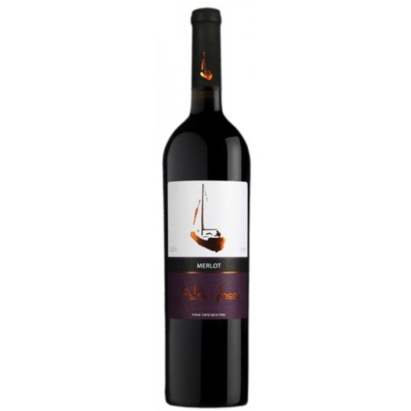 Vinho Fino Tinto Merlot Aldegheri 750ml - Canguera