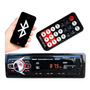 Auto Radio Automotivo Bluetooth Usb Sd Mp3 Player Som Carro
