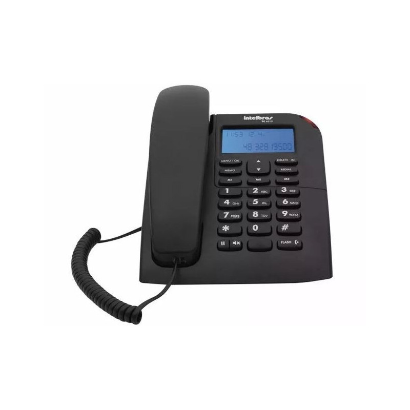 Telefone com Fio TC 60 ID 4000074 - Intelbras