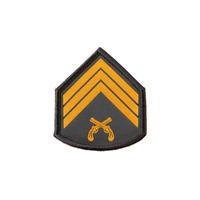 Divisa 3° Sargento - PMMG - PAR