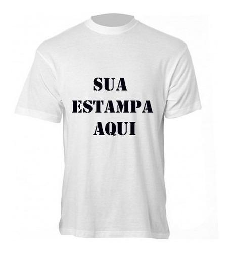 Camisa Personalizada - Todos Os Temas E Frases. Original
