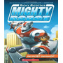 Ricky Ricottas Mighty Robot Book 1
