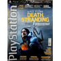 Revista Playstation 262 Death Stranding (nova E Lacrada)