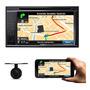 Dvd Player Pósitron 2 Din Bluetooth Tv Espelhamento Waze Gps