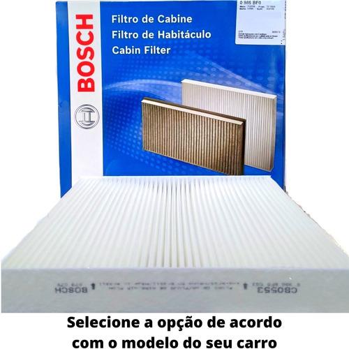 Filtro Ar Condicionado Cabine Para Carro  Bosch Original