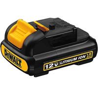 Bateria Li íon 12 Volts Max - DCB120 - DeWalt
