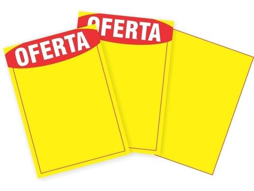 Cartaz De Ofertas E Promoções 31,5 X 46cm Pdv Print 300 Un Original