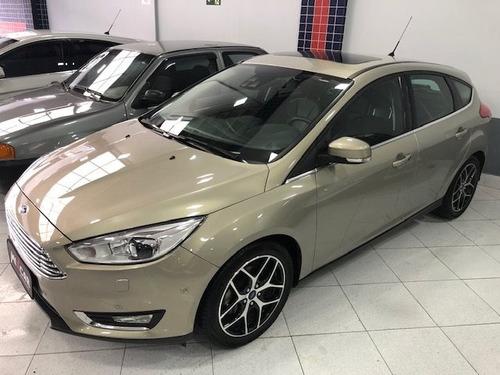 Ford Focus 2.0 Titanium Plus 16v Flex 4p Powershift