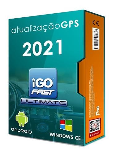 Gps Igo Primo Android Mapa Brasil Celular Tablet Original