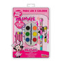 Livro Ler E Colorir Aquarela Canetinha Disney Minnie