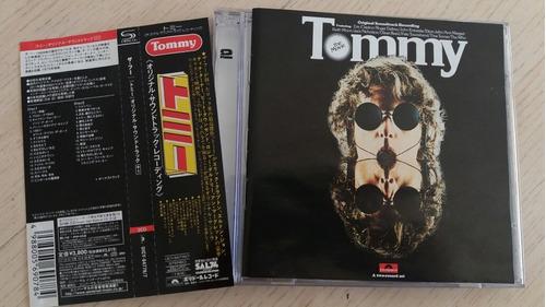 Cd The Who - Tommy  Soundtrack Duplo C/ Obi Original