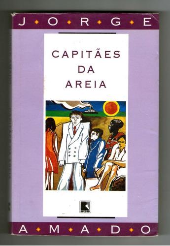 Livro: Capitães Da Areia - Jorge Amado Original