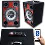 Caixa Som Trio Casa Pioneer 12 Bluetooth Taramps Fonte 950 W