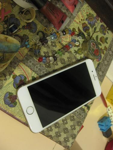 iPhone 6 64gb Gold Com Cara De Novo Original