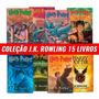 Coleção J.k. Rowling Harry Potter