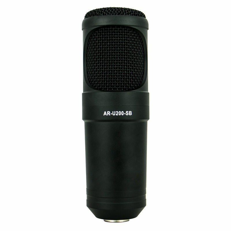 Kit Arcano Mic Ar-u200-usb + Pop filter AMF1