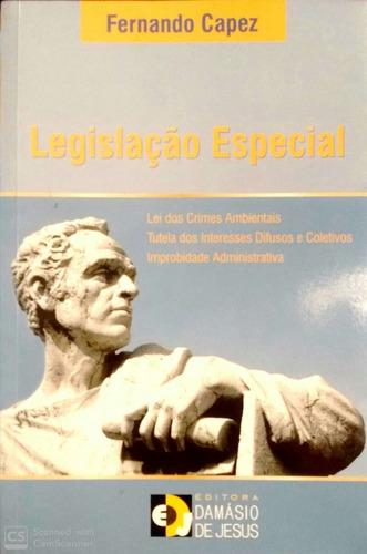 Legislação Especial Fernando Capez 2137 Original