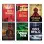 Kit Livros Dan Brown Edição Econômica (6 Livros) #
