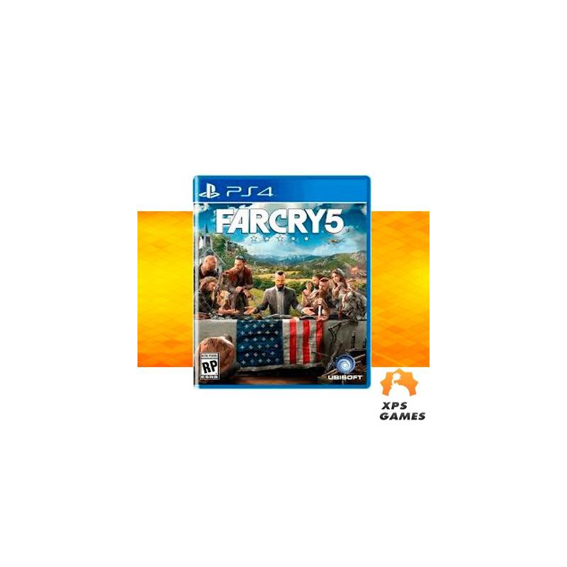 Jogo Far Cry 5 - PS4