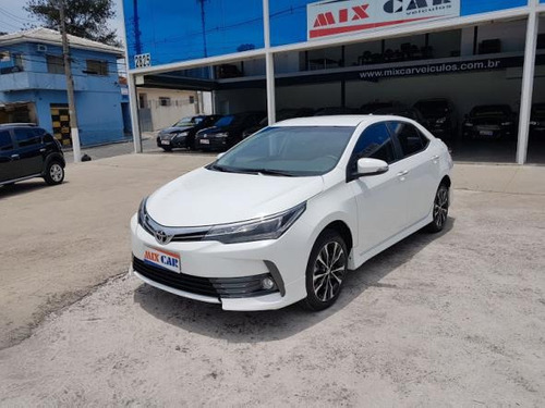 Toyota Corolla Xrs 2018 Novíssimo Unico Dono 2.0 Flex Cvt
