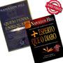 Kit Livros Quem Pensa Enriquece Mais Esperto Que O Diabo