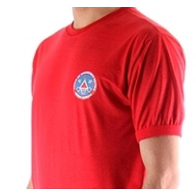 Camisa Corpo de Bombeiros - Vermelha