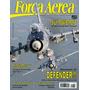 Revista Força Aérea Lote De 5 Edições