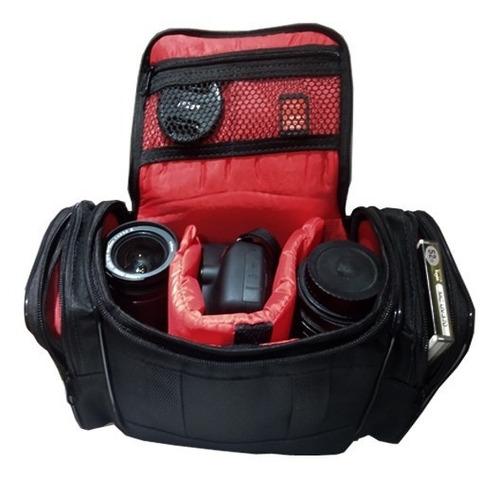 Bolsa Capa Case Vmb Arm Canon  T5i T6i Dslr T6s Sl2 Sl3 Original