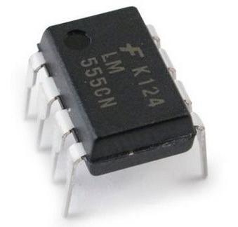 Circuito Integrado Ci Lm 555 Com 10pcs Original