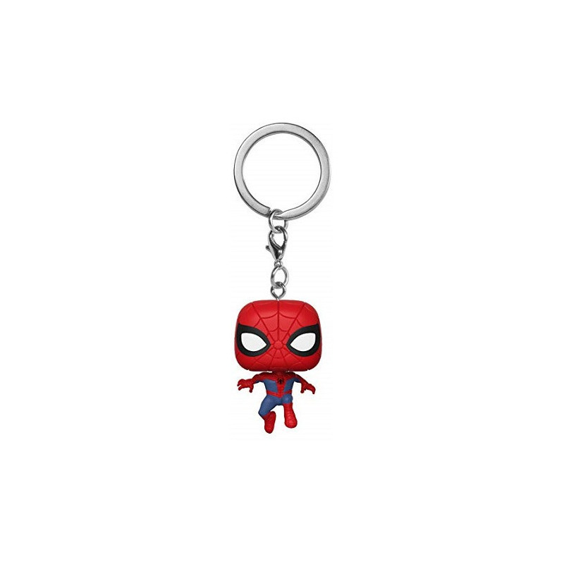 Chaveiro Spider-Man Funko  - Pocket Pop! Keychains - Marvel