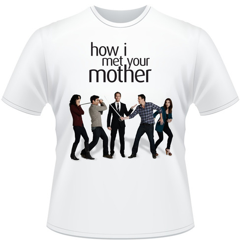 Camisa How I Met Your Mother