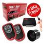 Alarme Automotivo Universal Sistec Sxt 986 Protetor Vermelho