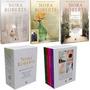 Box Quarteto De Noivas A Pousada. 7 Livros De Nora Roberts
