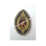 Distintivo Bordado CFO - PMMG