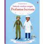 Livros Infantis Profissões Incríveis: Vestindo Minhas Am